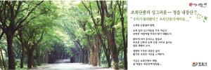 [AD]정읍시 초록단퉁 내장산