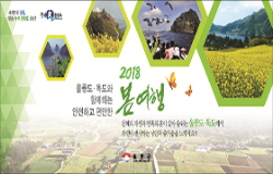 [AD]울릉군 봄맞이