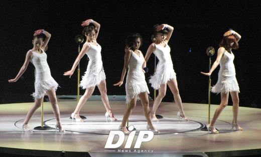 원더걸스 벤쿠버 공연 장면<사진출처=JYP엔터테인먼트>