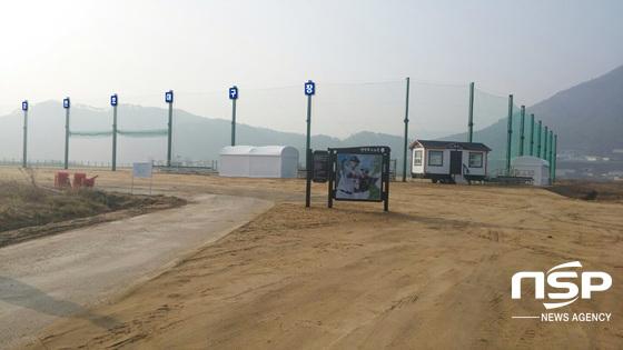 강민호야구장 전경. (사진 = 양산시 제공)