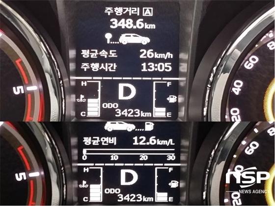 쌍용차 티볼리 에어 2WD (사진 = 강은태 기자)