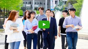 [NSPTV]순천대, 제8대 박진성 총장 취임 1주년 기자간담회 개최