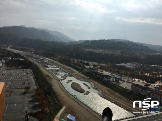 북천 신평제정비 (사진 = 경주시)