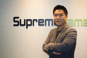 [인터뷰] 슈프림게임즈 황인정 대표 즐겁게 게임 만들고, 글로벌 도전하겠다