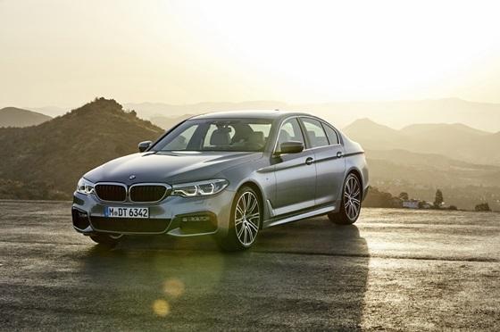 BMW 뉴 5시리즈 (사진 = BMW 코리아)