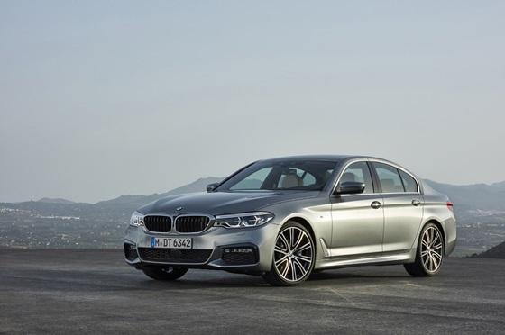 BMW 7세대 뉴 5시리즈 (사진 = BMW 코리아)