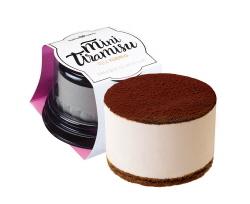 배스킨라빈스는 떠먹는 아이스크림 디저트 미니 티라미수를 출시했다. (사진 = 배스킨라빈스 제공)