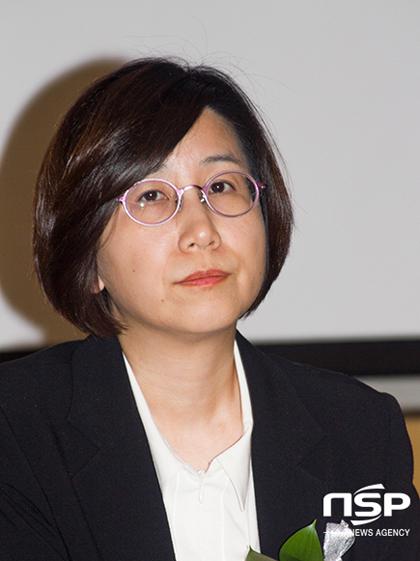 김세정 블루사이드 대표.