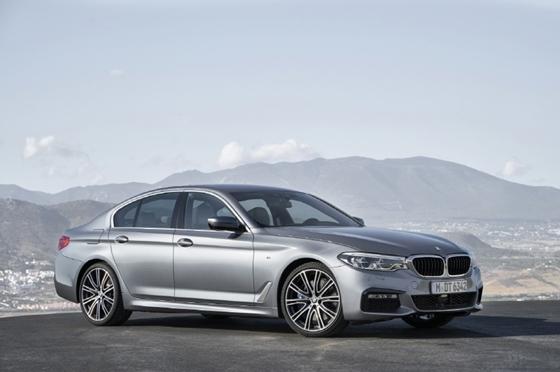 BMW 뉴 5시리즈 자동차 (사진 = BMW)