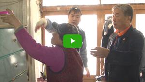 [NSPTV]고흥군, '취약계층 사랑나눔' 민·관·군 합동자원봉사 펼쳐