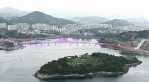 여수시, 웅천~소호 해상교량 건설···2021년 준공