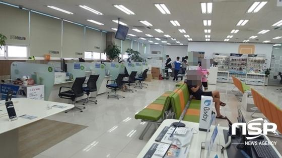 삼성전자서비스 안동센터 내부 전경 (사진 = 삼성전자서비스 홈페이지)
