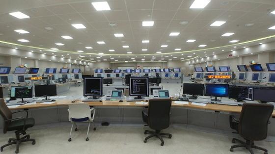 제2항공 교통센터 사이니지 및 콘솔 시스템 이미지 (사진 = 키오스크코리아 제공)