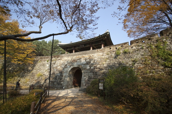 사적 제57호 남한산성 남문. (사진 = 남한산성세계유산센터)