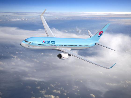 대한항공 보잉 737-900ER 항공기 (사진 = 대한항공)