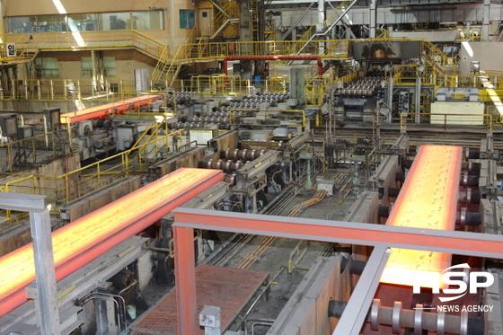 혁신모델공장을 추진 중인 광양제철소 2연주공장 모습 (사진 = 광양제철소)
