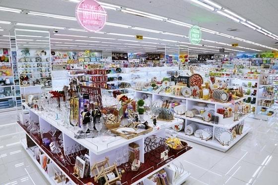 1000원 숍 다이소 매장 (사진 = 다이소)