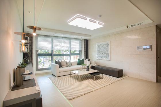 현대건설·대림산업 컨소시엄 고덕 아르테온 견본주택 오픈 - NSP ...