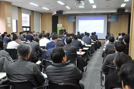 해외건설협회 미국 건설시장 진출 전략설명회 참석 사진 (사진 = 해외건설협회)