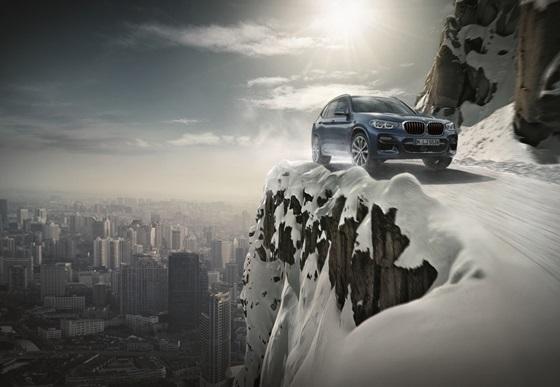 BMW 3세대 뉴 X3 (사진 = BMW 코리아)
