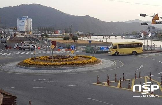 장흥군 국도23호선 확장공사. (사진 = 장흥군)