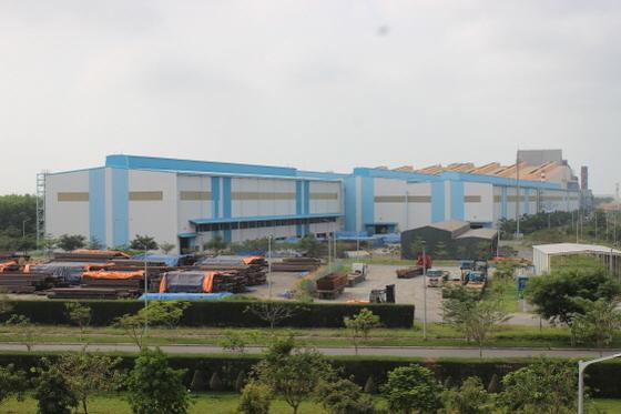 베트남 강건재 솔루션센터 (사진 = 포스코 제공)