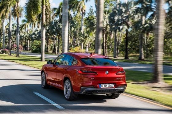 BMW 2세대 뉴 X4 (사진 = BMW 코리아)