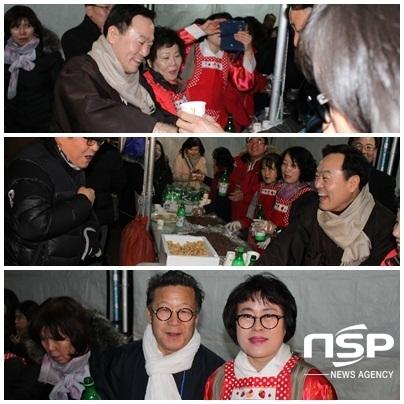 정월대보름 달맞이 축제 모습. (사진 = 박생규 기자)