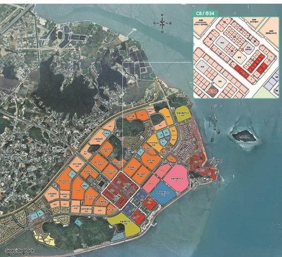 영종하늘도시 중심상업+주차장 (사진 = LH)