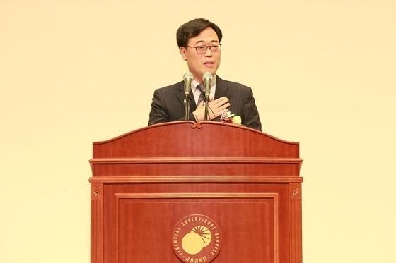 김기식 금감원장 (사진 = 금감원)