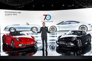 [포토]포르쉐코리아, 신형 '718 GTS' 국내 공식 출시