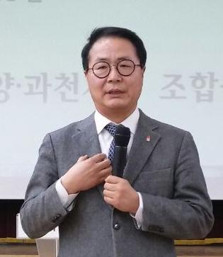 송주명 더불어민주당 경기도교육감 예비후보. (사진 = 송주명 선서사무실)