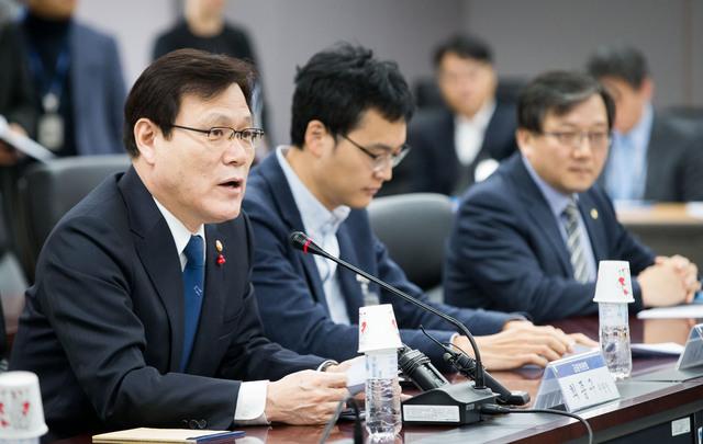 최종구 금융위원장 (사진 = 금융위원회)