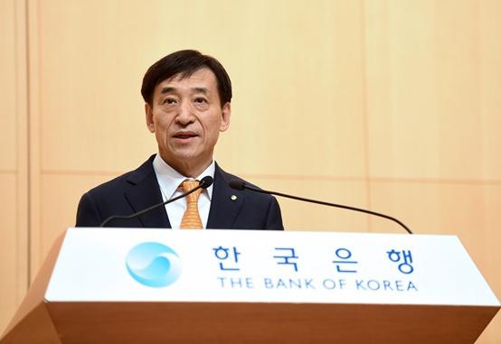 이주열 한국은행 총재 (사진 = 한은)