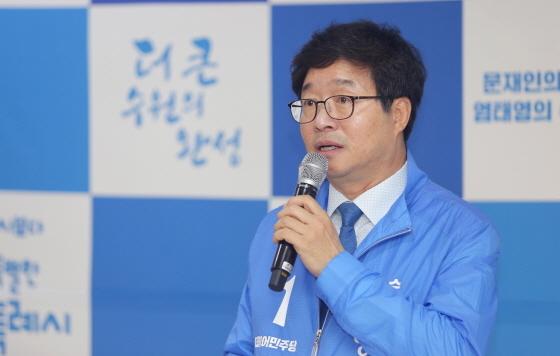 염태영 더불어민주당 수원시장 후보. (사진 = 염태영 선거사무실)