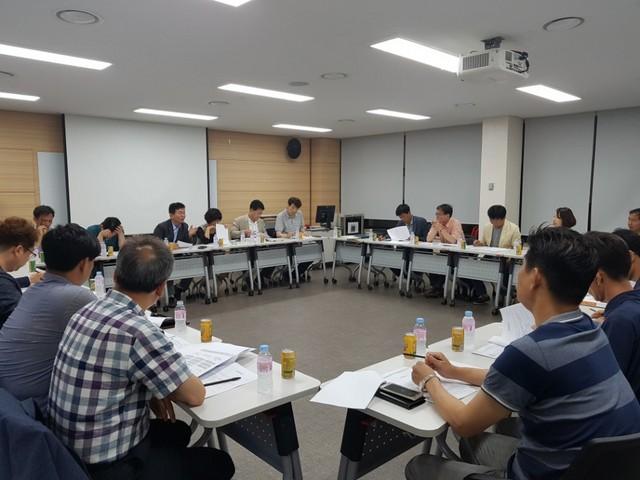 [포토]시흥시장직 인수위, 휴일  반납, 기대되는 민선7기
