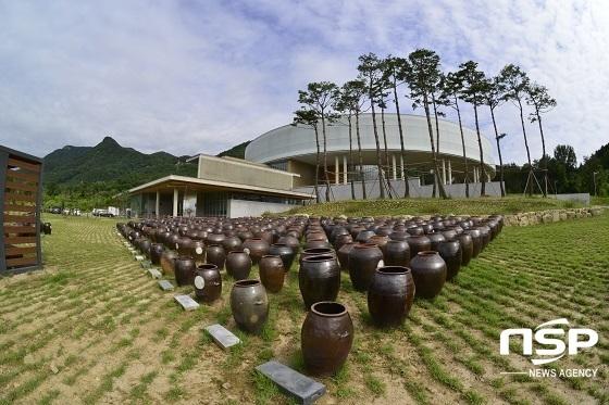 완주 대한민국 술테마박물관 전경