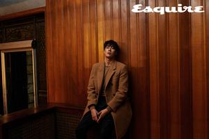 [NSP PHOTO]김영광 멋짐 폭발 화보…가을 남자 완벽 소화
