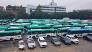 [NSP PHOTO]수원시, 용남고속·용남고속버스 노사협상 타결