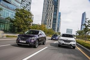 [NSP PHOTO]르노삼성 QM6 GDe, 가솔린 SUV 성공 인식 깨고 2만대 판매 돌파