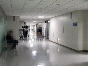 [포토]심재철 의원, 검찰 압수수색에 야당탄압 중단·사과 촉구