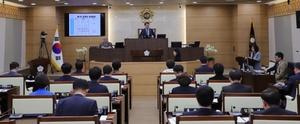 [NSP PHOTO]제202회 평택시의회 임시회 개회