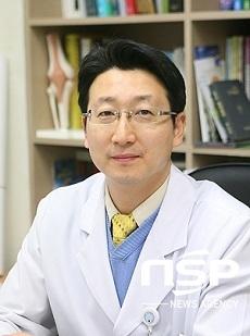 [NSP PHOTO]전주 예수병원 이광재 과장, 최우수 포스터 상 수상