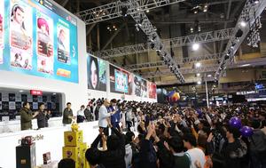 [NSP PHOTO][지스타]넷마블 KOF 올스타 타임어택 최강자전 개최