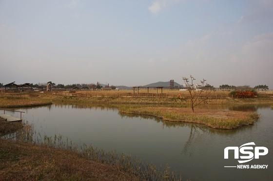시흥 갯골생태공원 전경. (사진 = 나수완 기자)