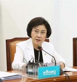최도자 바른미래당 국회의원 (사진 = 최도자 의원실)