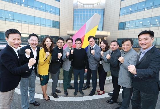아시아나항공의 신임팀장들 모습 (사진 = 아시아나항공)