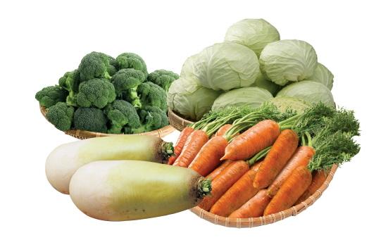 제주산 채소 (사진 = 이마트 제공)