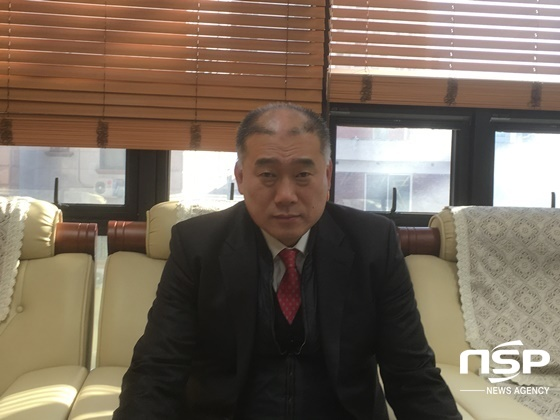 이근재 한국외식업중앙회 서울시협의회장. (사진 = 양채아 기자)