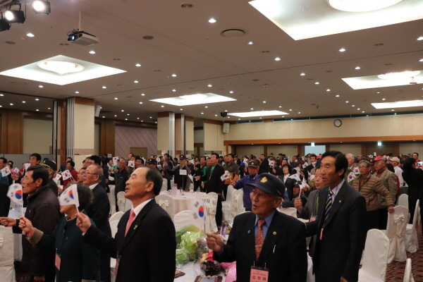 지난해 열린 신안군 보훈가족 한마음 대회 (사진 = 자료사진)